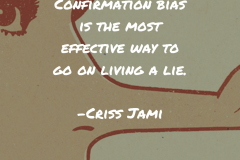 Confirmation Bias - 2