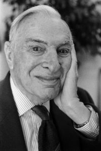 Nobel Laureate Kenneth Arrow