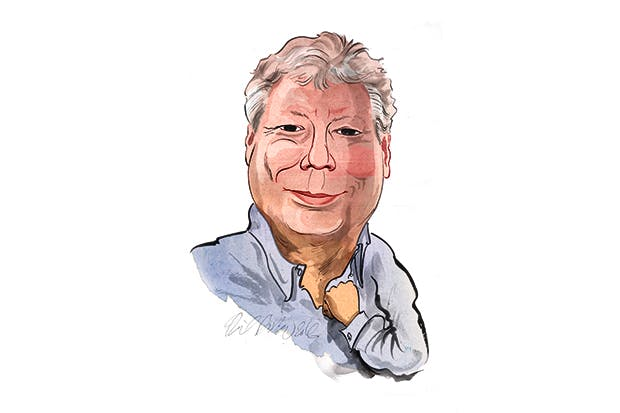 Richard H. Thaler by Phil Disley