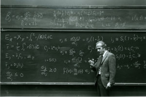 Gary Becker taught in Chicago and Columbia universities.