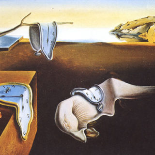 Status Quo Bias | Painting: The persistence of Memory by Salvador Dali