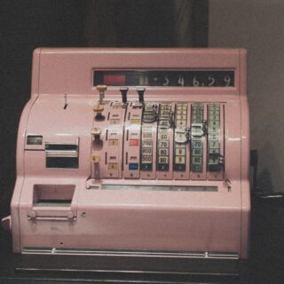 Law of Large Numbers - Old Adding Machine
