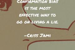 Confirmation Bias - 2