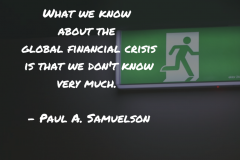 Paul Samuelson - 3