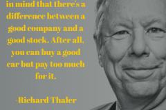 Richard H. Thaler - 2