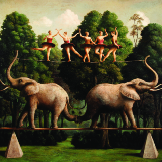 Art of Balance, by Ilya Zomb